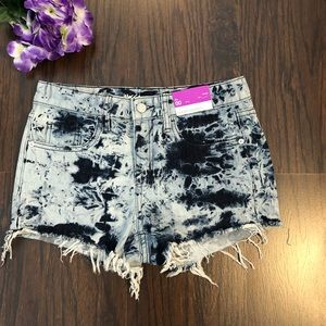 Mossimo Cut Off Shorts Jean High Rise Short Booty